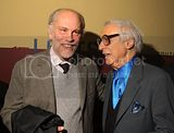 John Malkovich and The Amazing Kreskin